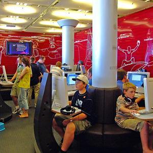 Интернет-кафе Тацинского