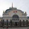 Железнодорожные вокзалы в Тацинском