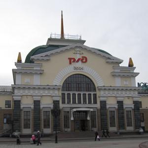 Железнодорожные вокзалы Тацинского
